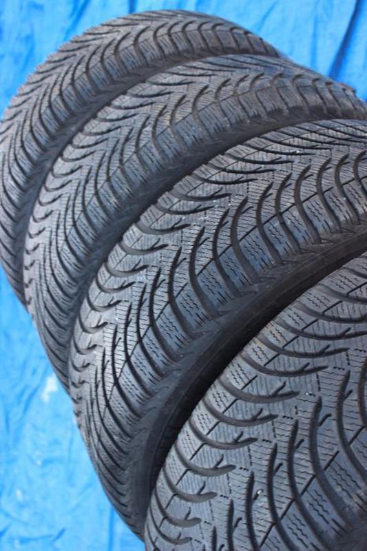 225-50\55-R17 MICHELIN ALPIN комплект зимние шины= GERMANY - Фото 8