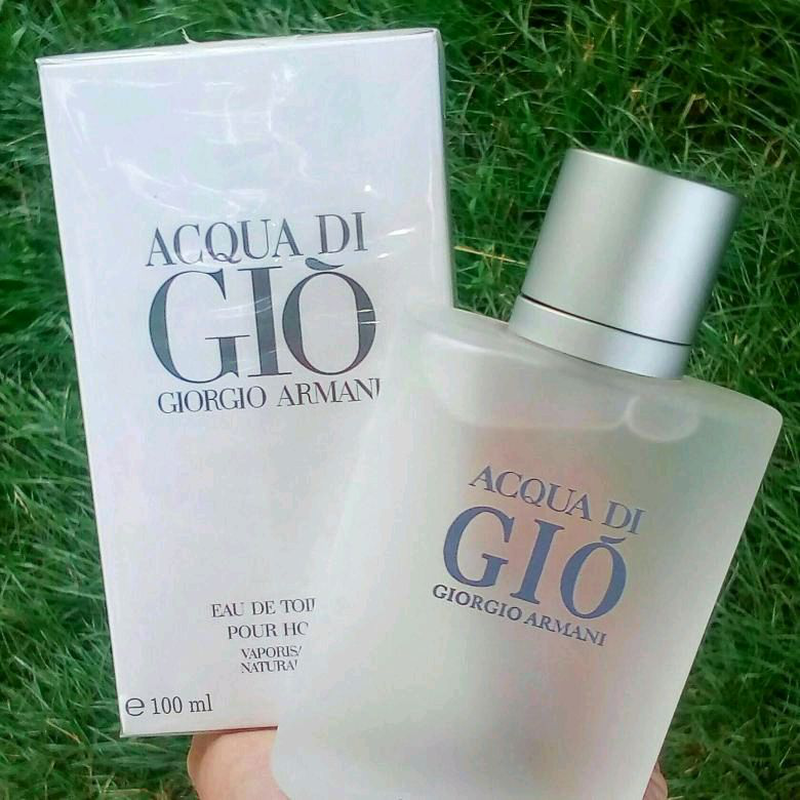 Мужская парфюмированна вода Armani Acqua di Gio Pour Homme 100 мл