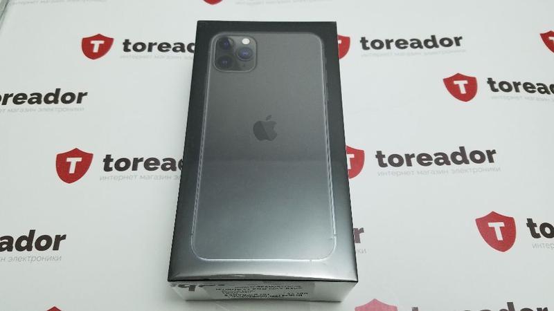 Apple iPhone 11 Pro Max 64gb Space Gray NEverlock 1090$