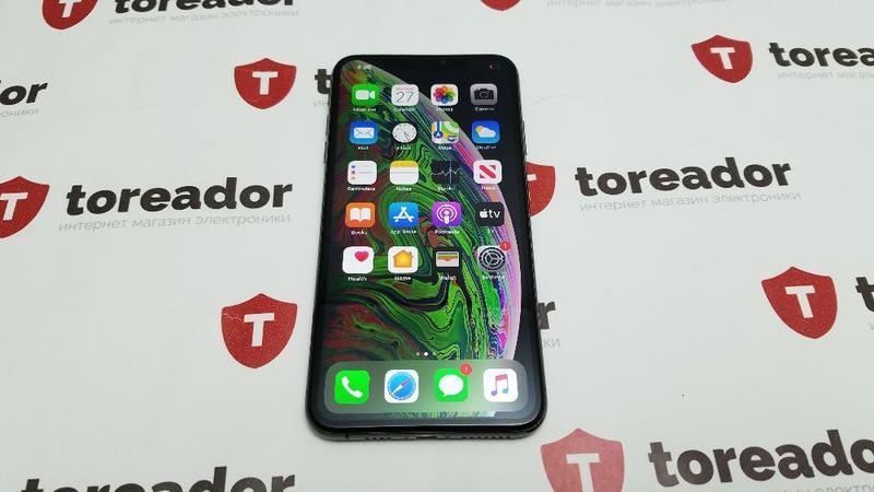 Apple iPhone XS Max 256gb Space Gray Neverlock 690$ Айфон ХС М...