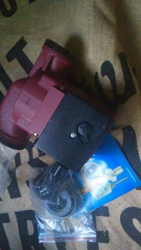 Циркуляционный насос Grundfos UPS 32-80 180 - Фото 4