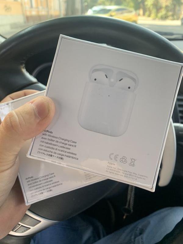 AirPods 2  Apple original Аирподс