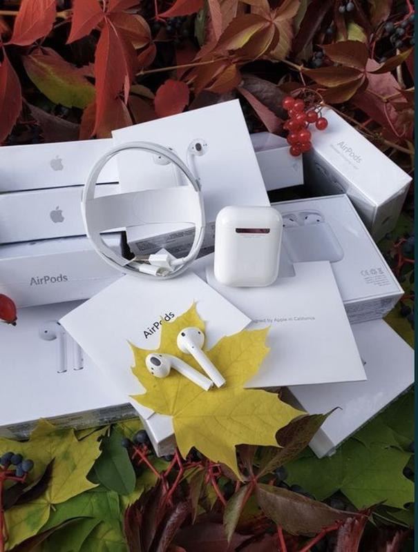 AirPods 2  Apple original Аирподс - Фото 5