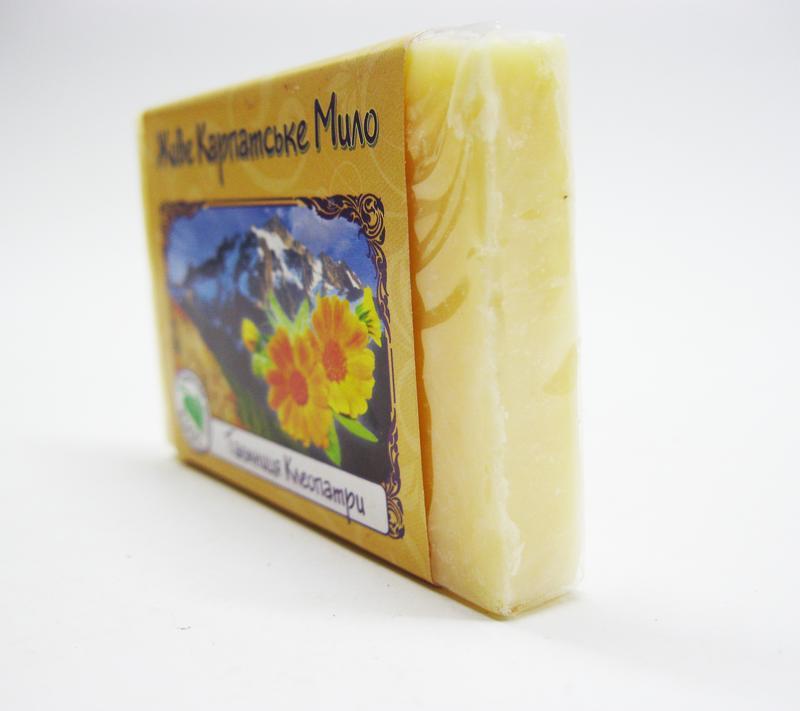 """Натуральное мыло """"тайна клеопатры»"""