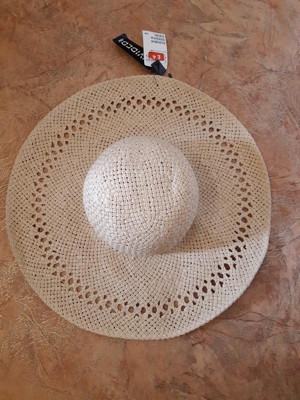 Шляпа, панама, соломенная шляпка h&m
