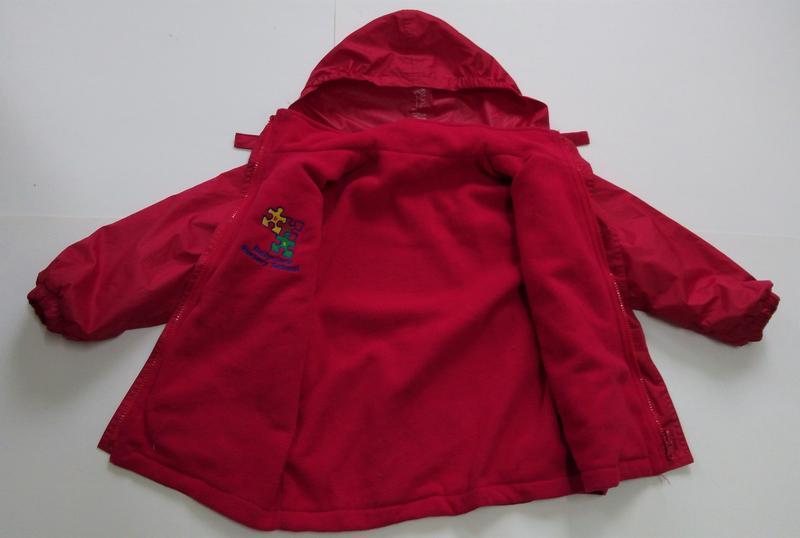 Куртка двухсторонняя - Фото 2