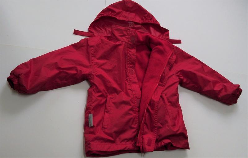 Куртка двухсторонняя - Фото 4