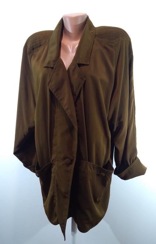 Стильный пиджак xxl
