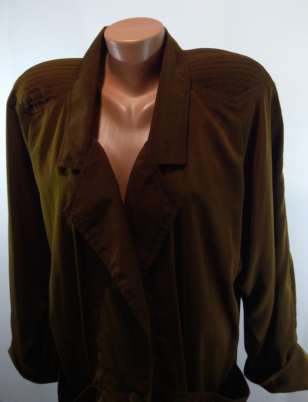 Стильный пиджак xxl - Фото 6