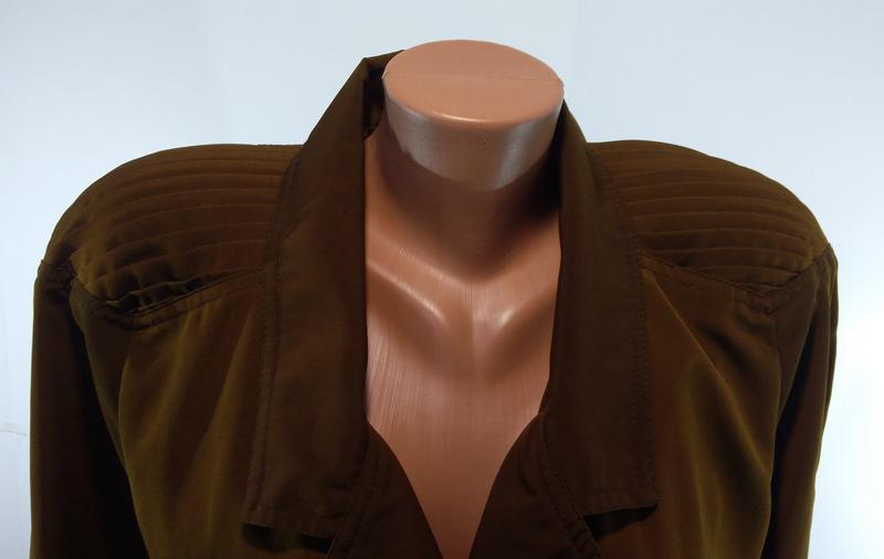Стильный пиджак xxl - Фото 7