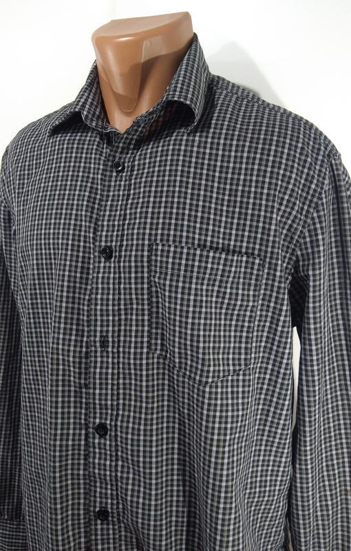 Мужская рубашка фирменная reward размер m