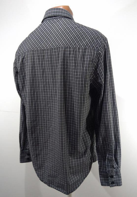Мужская рубашка фирменная reward размер m - Фото 4