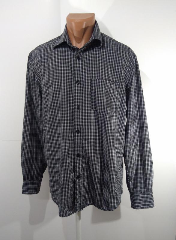 Мужская рубашка фирменная reward размер m - Фото 5