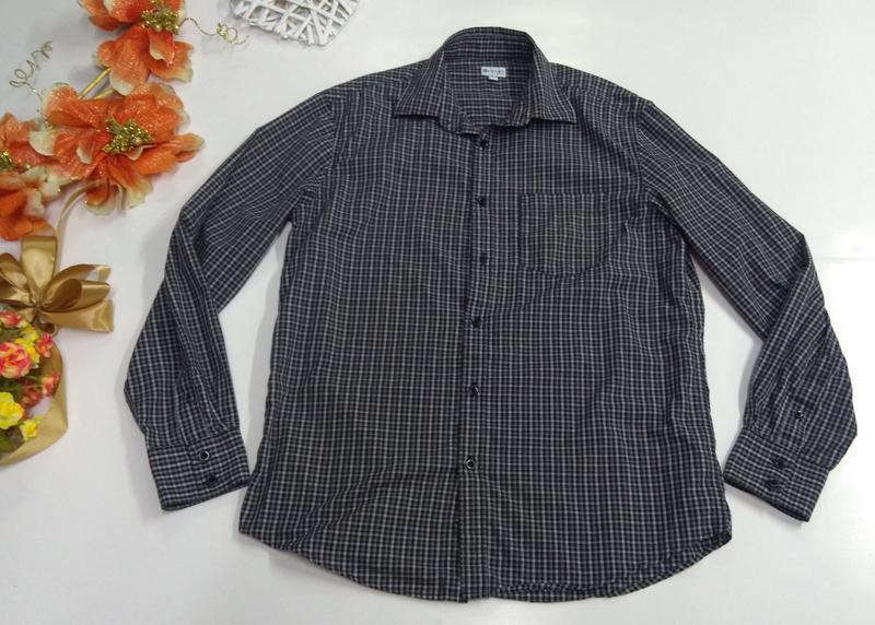 Мужская рубашка фирменная reward размер m - Фото 6