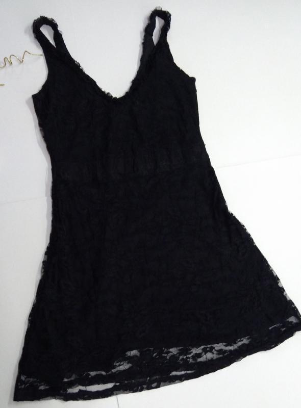 Роскошное  платья размер 38 - Фото 3