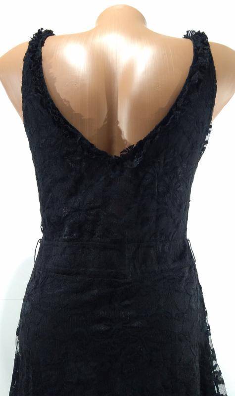 Роскошное  платья размер 38 - Фото 4
