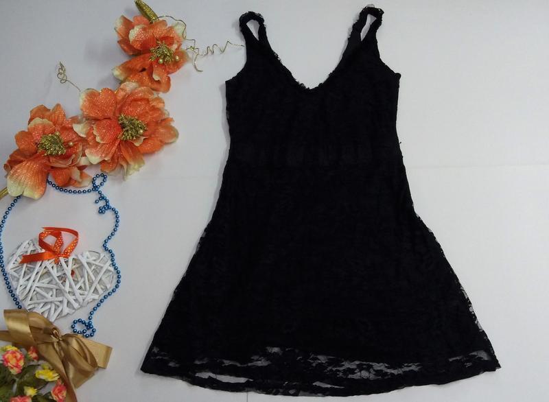 Роскошное  платья размер 38 - Фото 5