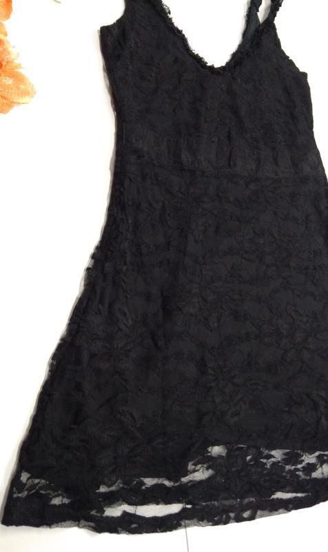 Роскошное  платья размер 38 - Фото 7