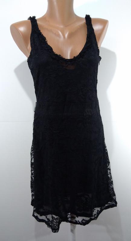Роскошное  платья размер 38 - Фото 8