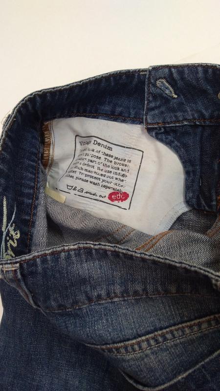 Шорты джинсовые женские размер 36 - Фото 5