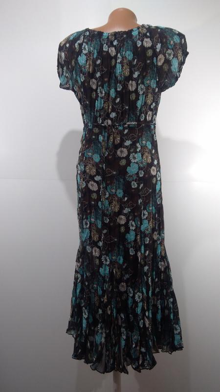 Летнее платье s. oliver размер 42