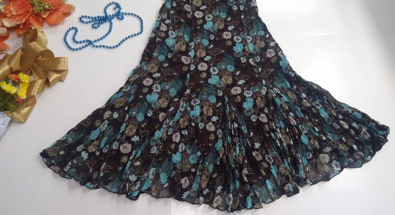 Летнее платье s. oliver размер 42 - Фото 8