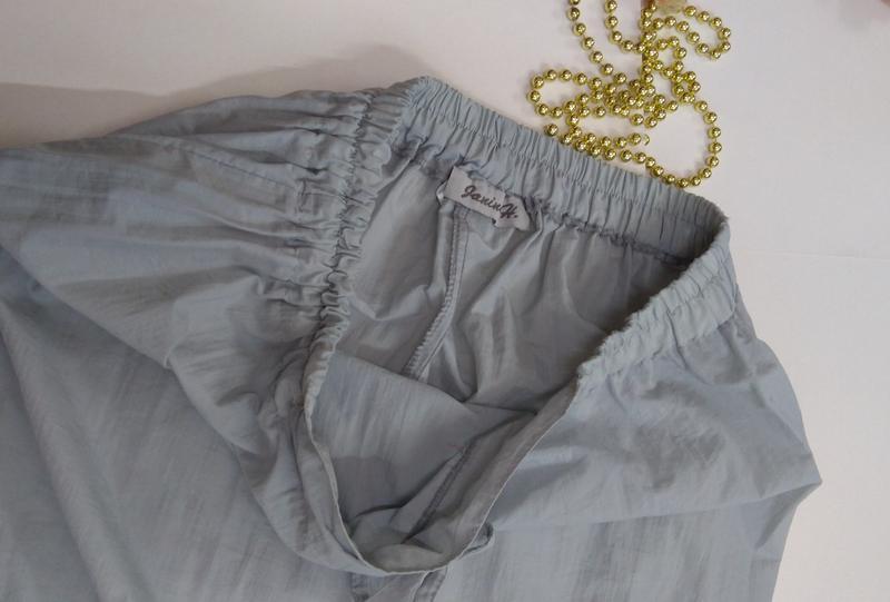 Пляжная юбка ткань 100% нейлон размер 44 - Фото 2