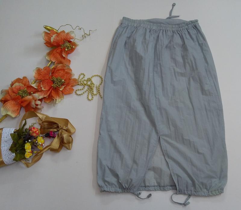 Пляжная юбка ткань 100% нейлон размер 44 - Фото 3