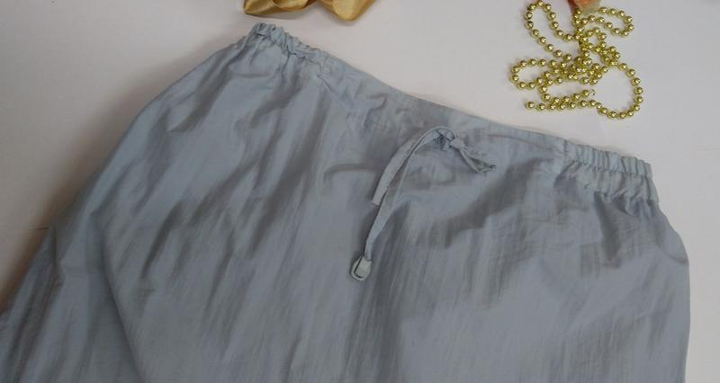 Пляжная юбка ткань 100% нейлон размер 44 - Фото 6