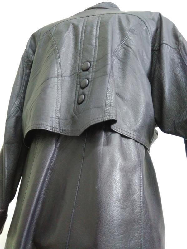 Кожаная куртка  размер 48-50 - Фото 7