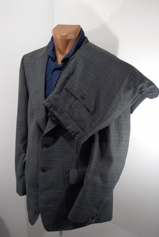 Мужской костюм размер 48 - Фото 3
