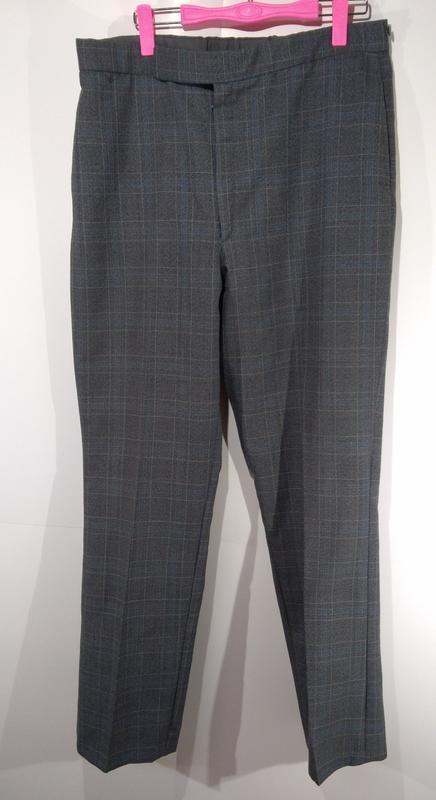 Мужской костюм размер 48 - Фото 5