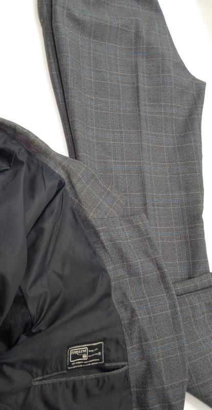 Мужской костюм размер 48 - Фото 8