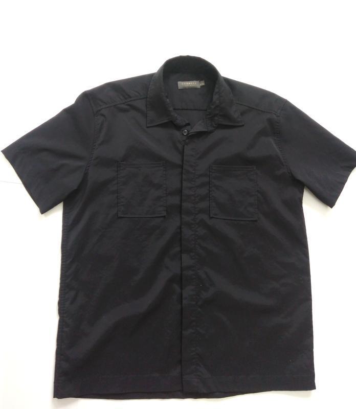 Мужская рубашка размер l - Фото 2