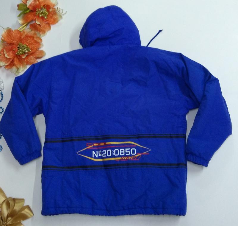 Спортивная куртка весна - осень размер 164 - Фото 2