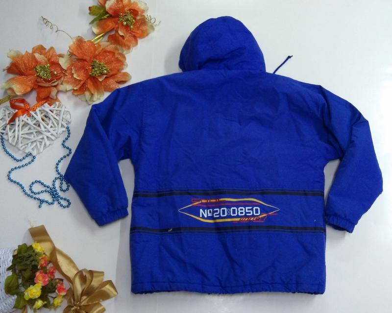 Спортивная куртка весна - осень размер 164 - Фото 3