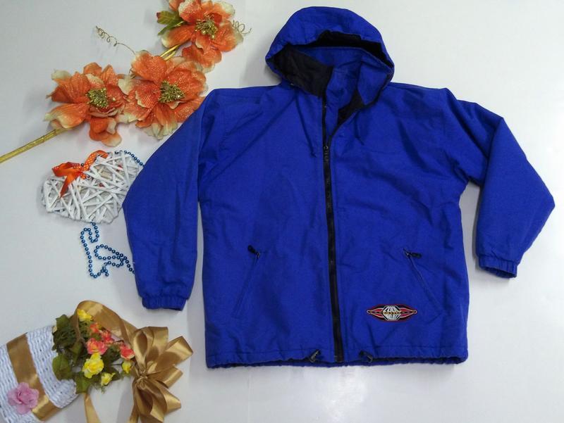 Спортивная куртка весна - осень размер 164 - Фото 6