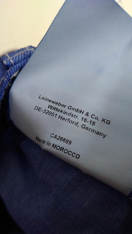 Яркие эластичные женские джинсы германия размер 42 - Фото 7