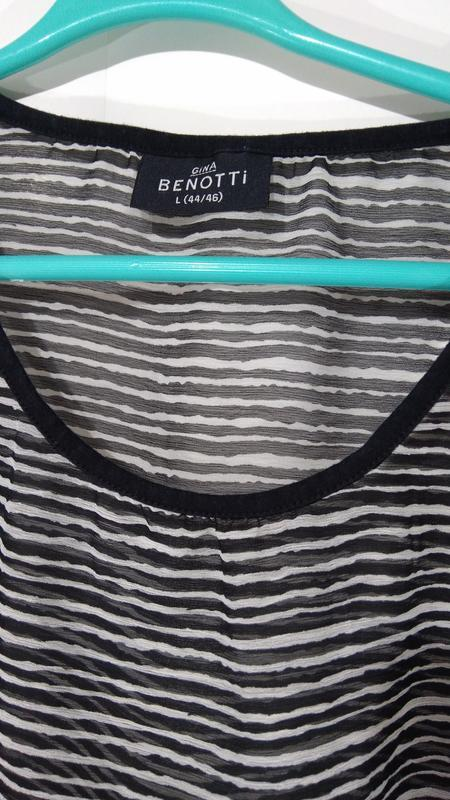 Блуза gina benotti размер 44-46 - Фото 3
