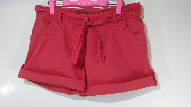 Стильные короткие шорты размер 42 - Фото 3