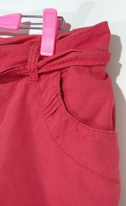 Стильные короткие шорты размер 42 - Фото 5