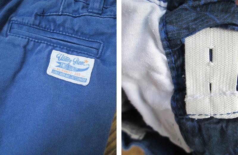 Котоновые шорты шортики f&f на 2-3 г., состояние отличное - Фото 5