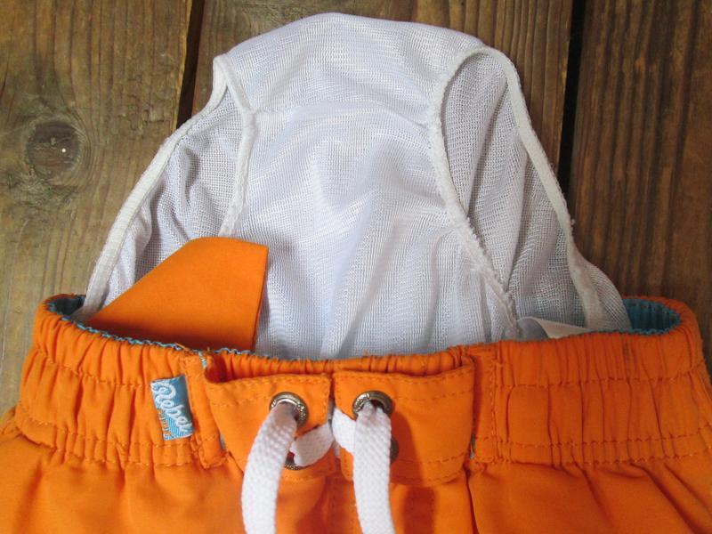 Яркие плавательные шорты, шорты с плавками от rebel на 2-3 год... - Фото 3