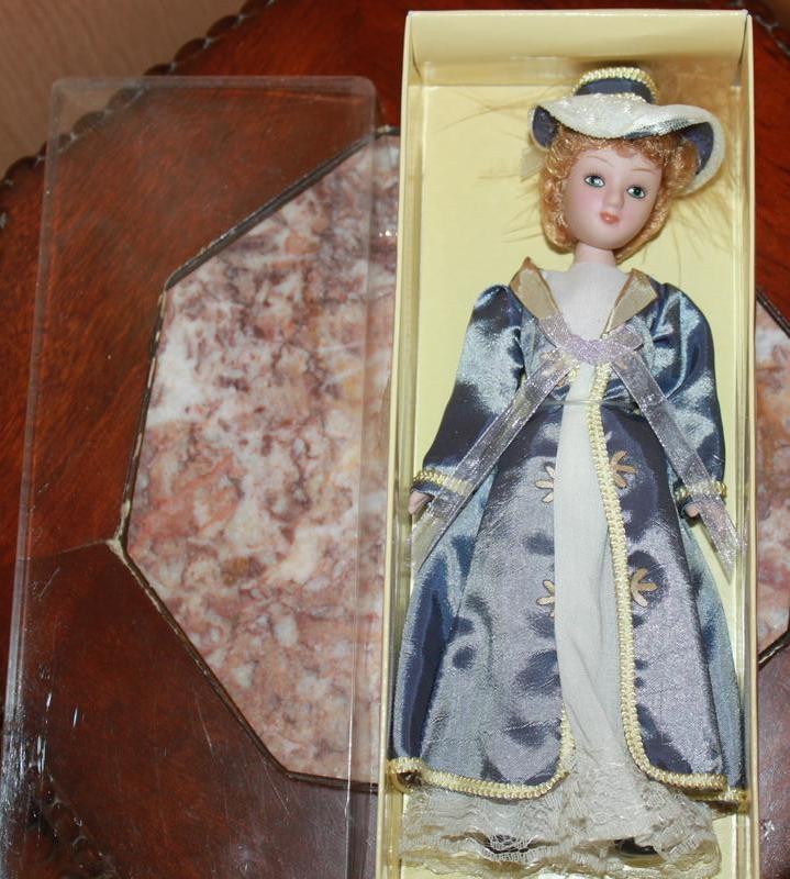 Кукла интерьерная коллекционная - Фото 2