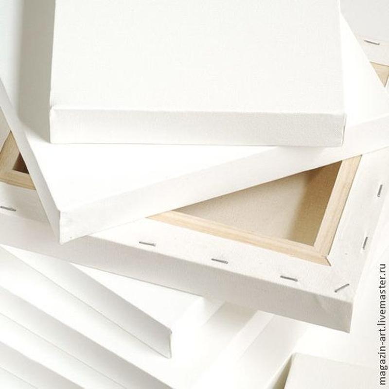 Холст на подрамнике ручной работы - Фото 2