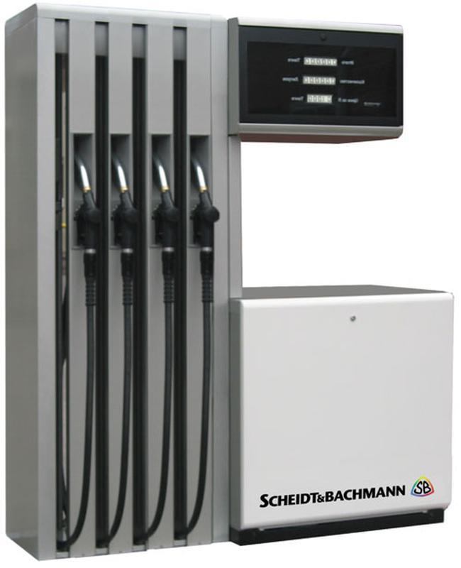 Топливораздаточные Колонки для АЗС Б/У с Германии