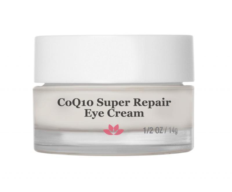 Крем для кожи вокруг глаз с коэнзимом Q10 Derma E США - Фото 2