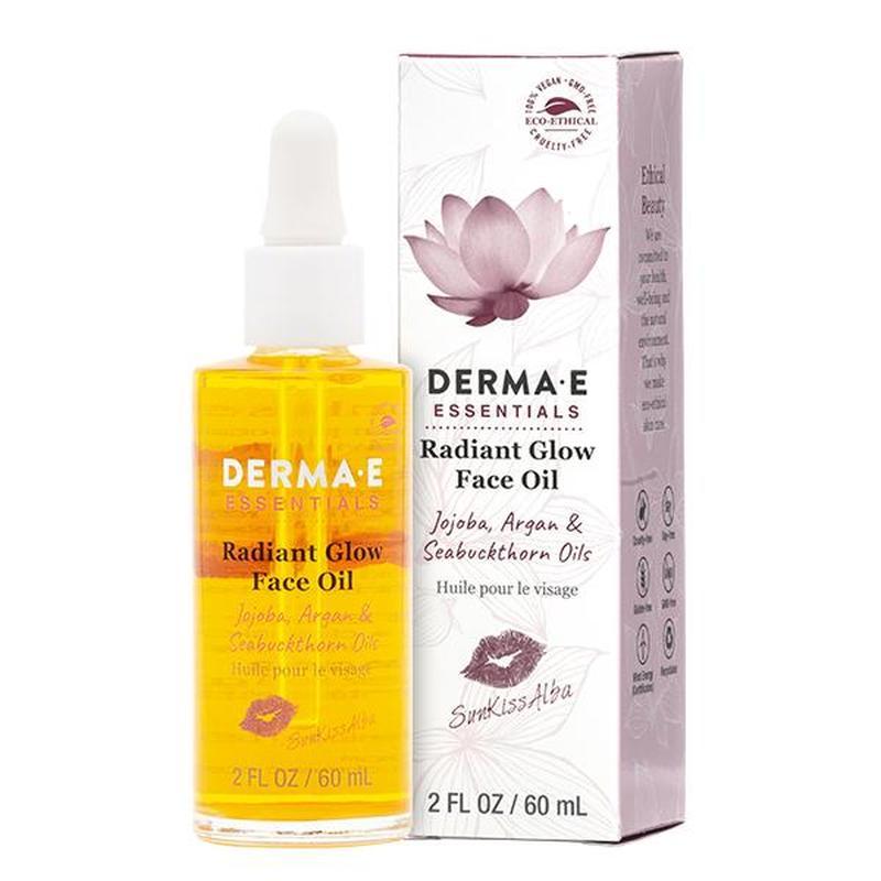 Средство для сияния кожи лица с ценными маслами Derma E США - Фото 2