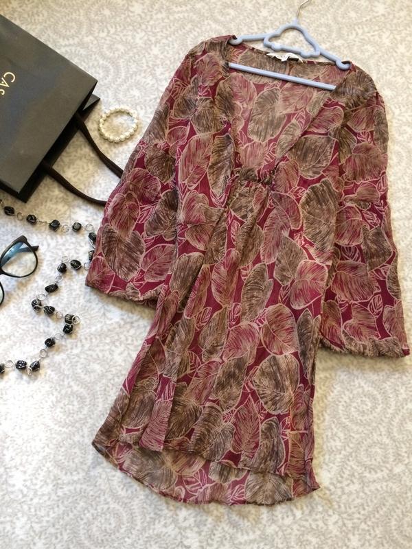 Блуза туника laura ashley