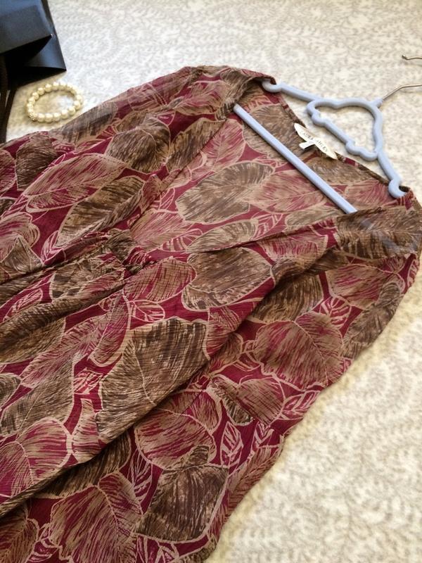 Блуза туника laura ashley - Фото 2